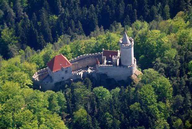5 قلعه دیدنی در شهر پراگ جمهوری چک