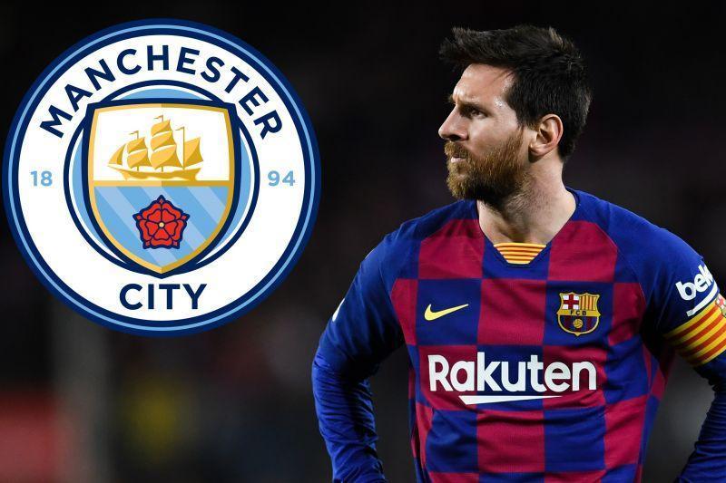 پیشنهاد 15 میلیون پوندی سیتی به بارسلونا برای جذب مسی در ژانویه