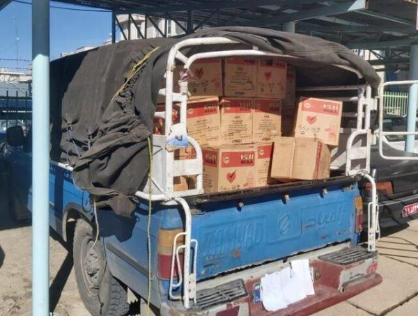کشف و ضبط بیش از 2200کیلوگرم روغن خوراکی خارج از شبکه در یاسوج